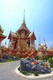 Place for Royal Cremation of Her RoYal Highness Pr Royalty Free Stock Photo