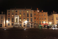 Place Saint Jean, Lyon Stock Photography