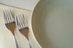 Place setting (1) Royalty Free Stock Image
