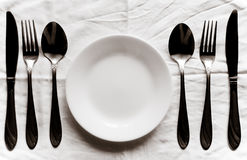 Place setting Stock Photos