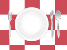 Place setting Royalty Free Stock Images
