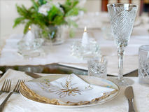 Place setting Stock Photography
