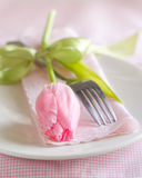 Place setting Stock Images