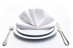 Place settings Royalty Free Stock Photos