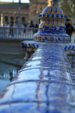 The place of Spain in Seville Stock Photography