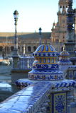 The place of Spain in Seville Stock Photos