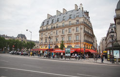 Place St. Michel Royalty Free Stock Photography