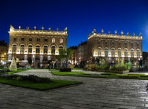 Place Stanislas 07, Nancy, FR Stock Image