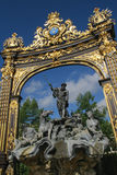 Place Stanislas Stock Photos
