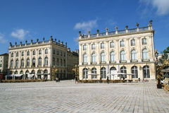 Place Stanislas. In Nancy east of France Stock Photo