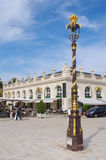 Place Stanislas. Nancy, France Royalty Free Stock Image