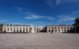 Place Stanislas in Nancy, France Royalty Free Stock Images