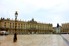 Place stanislas at nancy france. Wiew of place stanislas at nancy france Stock Images