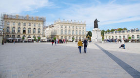 Place Stanislas (Stanislas Square) Nancy, France Royalty Free Stock Images