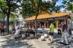 Place Sun-Yat-Sen Stock Photos