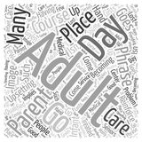 Place to Go word cloud concept. A Place to Go Place to Go word cloud concept Royalty Free Illustration