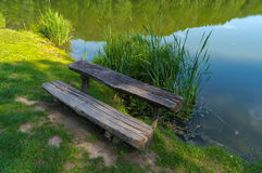 Place to sit down at relax Royalty Free Stock Photography