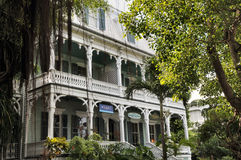 Place to stay. Hyatt hotel in Key West Florida stock images
