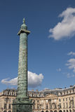 Place Vendome Royalty Free Stock Image