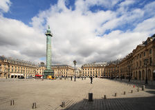 Place Vendome Stock Photos