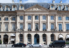 Place Vendome Paris Royalty Free Stock Image