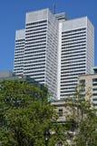 Place ville Marie building Stock Images