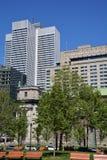 Place ville Marie building Stock Photo