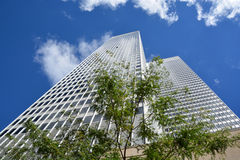 Place ville Marie building Royalty Free Stock Photography