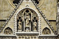 Place Of Worship, Gothic Architecture, Medieval Architecture, Building Stock Photo