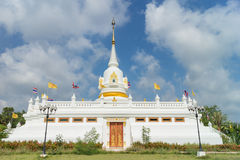 Place of worship with sky background Royalty Free Stock Photos