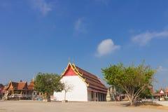 Place of worship at Wat pikul Sokan Royalty Free Stock Photos