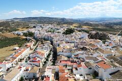 This is a village in Andalusia in Sapin.