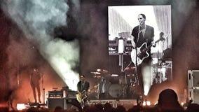 Placebo concert Stock Photos