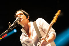 Placebo concert Stock Images