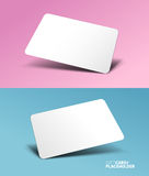 Placeholder καρτών δώρων Στοκ εικόνες με δικαίωμα ελεύθερης χρήσης