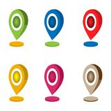 Placeholder icon, set icon, colorful placeholder icon. EPS file available. see more images related vector illustration