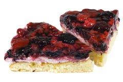 placek owocowy Obraz Stock