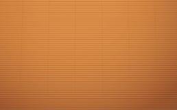 Placemat de bambu ilustração stock