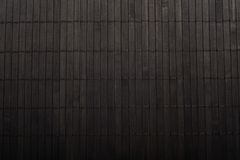 Placemat di bambù Immagini Stock Libere da Diritti
