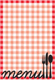 Placemat Royalty Free Stock Photography