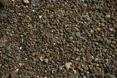 Placer малых камней Стоковое Фото
