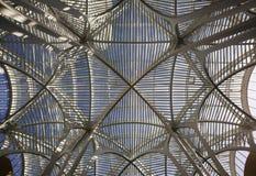 Placer arquitectónico del techo foto de archivo libre de regalías