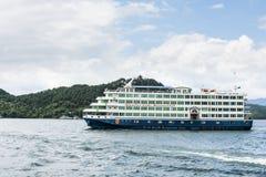Placer-barco Foto de archivo libre de regalías