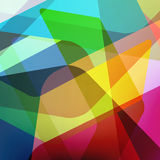 Placer colorido stock de ilustración