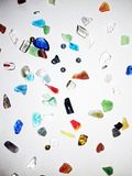 Placer crystal stock photography