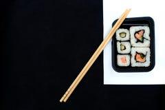 Placer del sushi Fotos de archivo libres de regalías
