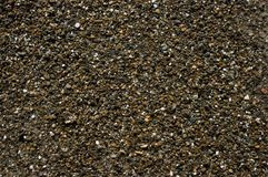 Placer mali kamienie Zdjęcie Royalty Free