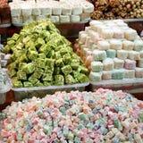 Placer turco colorido Foto de archivo libre de regalías