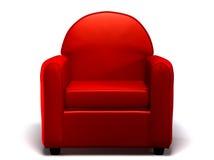 placera den enkla sofaen Royaltyfri Foto