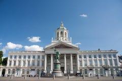 Placera Royale, Bryssel Arkivbild
